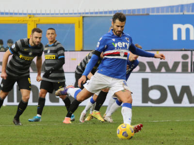 VIDEO Sampdoria-Inter 2-1, Highlights, gol e sintesi: Candreva e Keita stendono i nerazzurri!