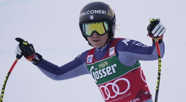 """LIVE Sci alpino, Crans Montana in DIRETTA: Sofia Goggia implacabile! """"Ci tenevo a vincere il campanaccio"""""""