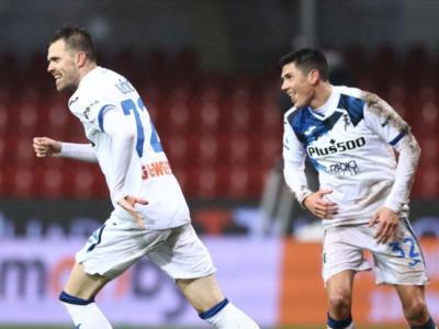 Calcio, Serie A 2021: terzo successo consecutivo dell'Atalanta, virtualmente in zona Champions. Vince anche il Genoa