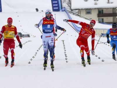 VIDEO Tour de Ski 2021: le vittorie di Oskar Svensson e Linn Svahn nelle sprint della Val di Fiemme