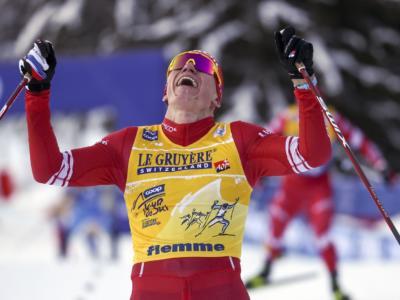 Tour de Ski 2021: Alexander Bolshunov trionfatore finale, sul Cermis vince Denis Spitsov. Federico Pellegrino 16° e miglior italiano in assoluto