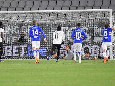 Calcio, Serie A: lo Spezia supera 2-1 la Sampdoria nel posticipo. Decisivi i gol di Terzi e Nzola