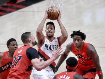 NBA 2020-2021: si ferma CJ McCollum. Almeno una settimana di stop per l'asso dei Portland Trail Blazers