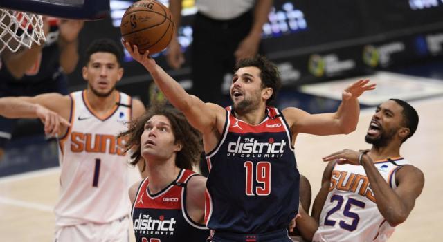 NBA: rinviata la doppia sfida tra Washington Wizards e Cleveland Cavaliers