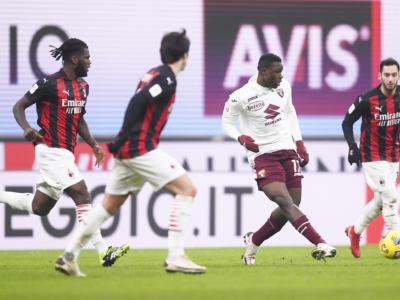 Milan batte Torino ai calci di rigore e vola ai quarti di finale della Coppa Italia. Sarà derby con l'Inter?