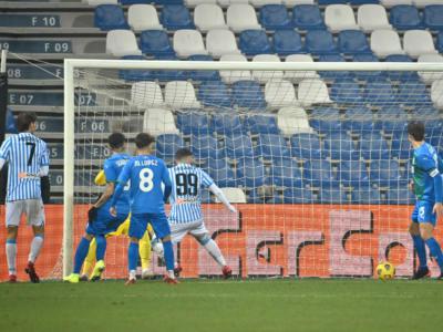 Calcio, Coppa Italia 2021: Sassuolo-SPAL 0-2. Gli estensi si regalano la Juventus ai quarti