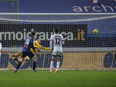 Calcio, Coppa Italia 2021: Atalanta-Cagliari 3-1. Gli orobici conquistano i quarti di finale