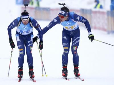 Biathlon, le pagelle di oggi: azzurri perfetti, rimpianto Norvegia. Germania sciupona, ne approfitta la Francia