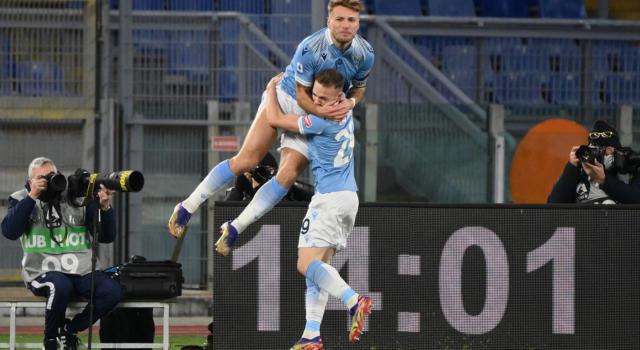 Calcio: Lazio-Roma 3-0. I biancocelesti conquistano d'autorità il derby della Capitale della 18a giornata di Serie A