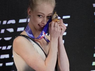 """Pattinaggio artistico, la gioia di Bradie Tennell dopo il primo posto ai Nazionali: """"Significa tutto per me"""""""