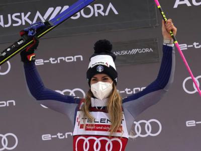 Classifica Coppa del Mondo gigante: Marta Bassino leader a 2 gare dalla fine!