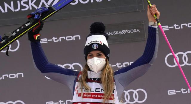 Sci alpino, Marta Bassino rompe il digiuno: doppietta in gigante 24 anni dopo Deborah Compagnoni