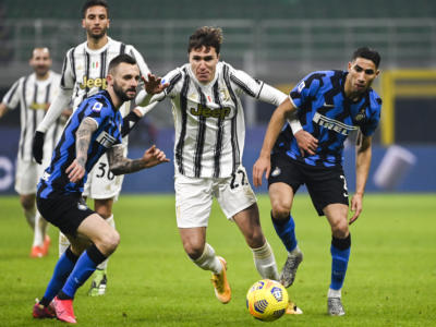 VIDEO Inter-Juventus 2-0, Highlights, gol e sintesi: Vidal e Barella a segno, i nerazzurri vincono il derby d'Italia!
