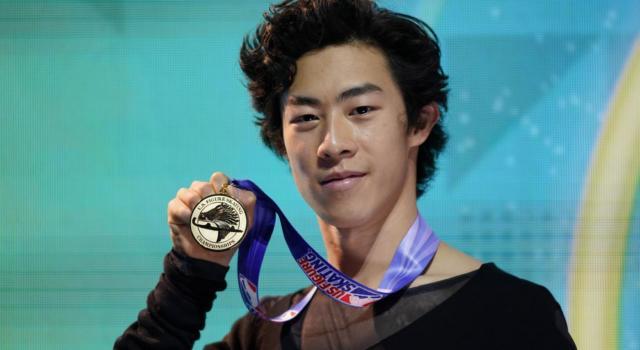 """Pattinaggio artistico, Nathan Chen dopo la vittoria ai Campionati Nazionali: """"Non particolarmente a mio agio con lo short di quest'anno, felice per il risultato"""""""