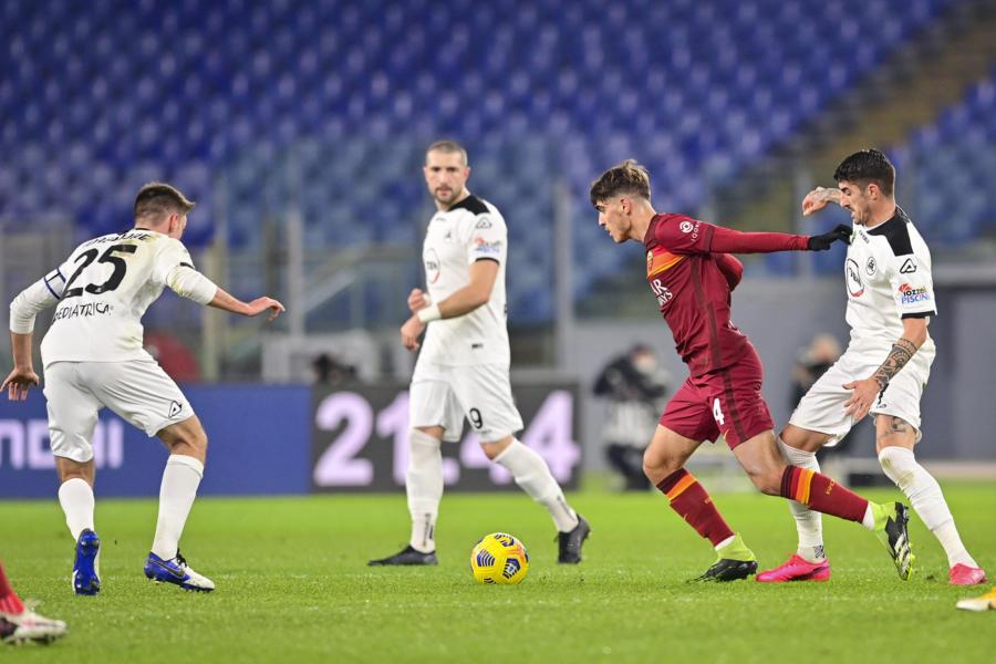 Lo Spezia elimina la Roma in Coppa Italia: 4 2 d.t.s., i liguri volano ai quarti. Pasticcio dei giallorossi con 6 cambi: è irregolare