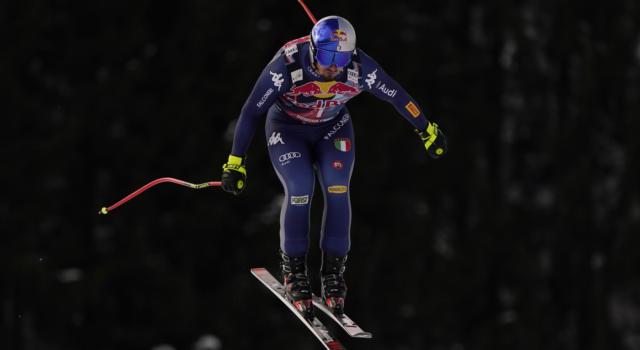 """Dominik Paris: """"Sul podio a un anno dall'infortunio: indimenticabile. Ho spinto al limite, ho più fiducia"""""""