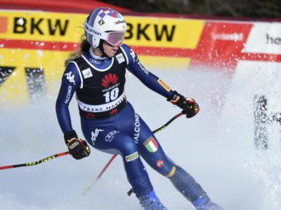 Sci alpino oggi: orari, tv, programma, pettorali superG Garmisch-Partenkirchen