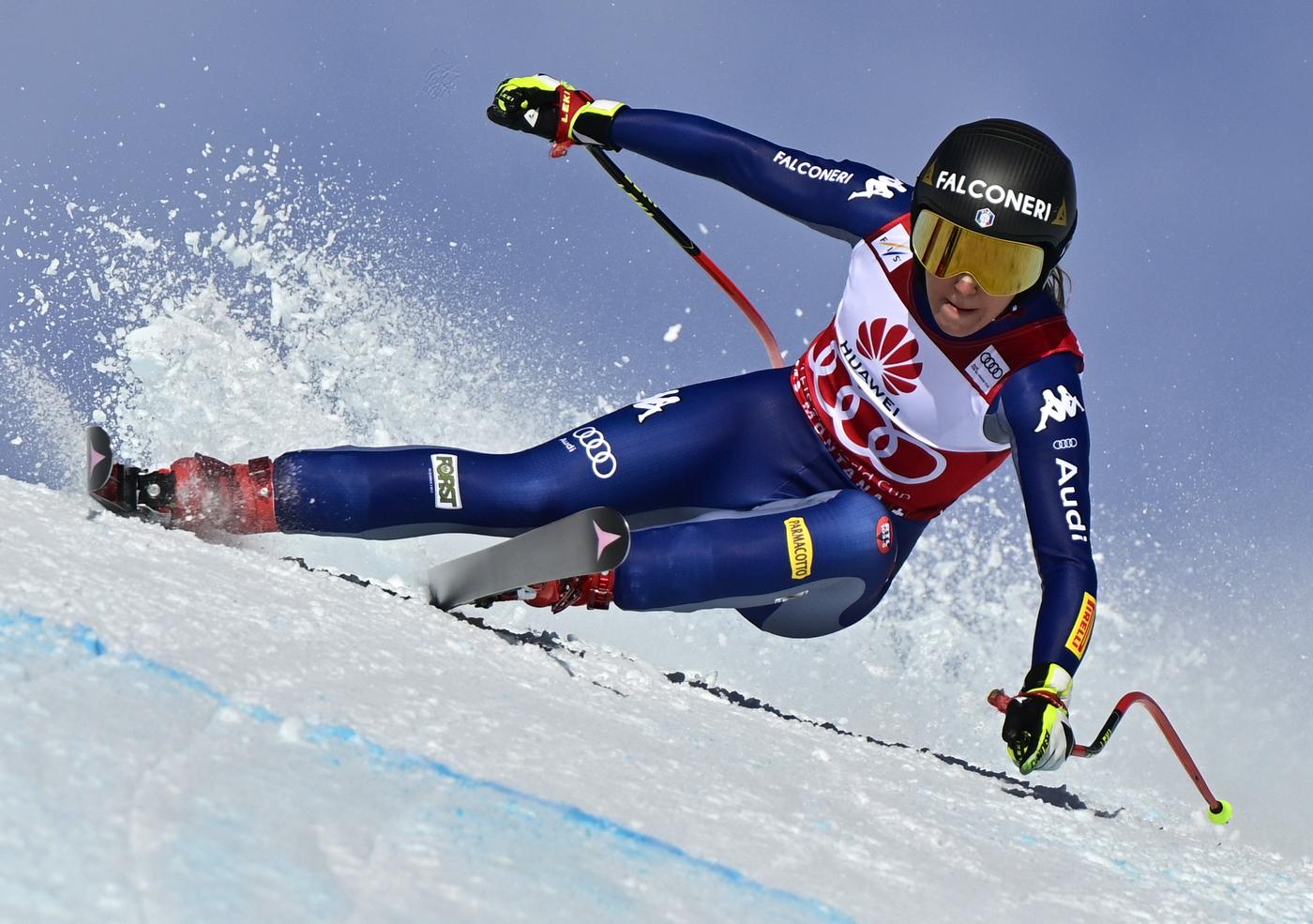 LIVE Sci alpino, Discesa femminile in DIRETTA: Sofia Goggia è un missile! Quarta vittoria vicina!