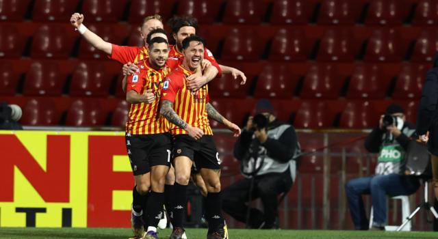 Calcio, Serie A 2021: Simone Zaza show, il Torino agguanta il pareggio allo scadere a Benevento per 2-2