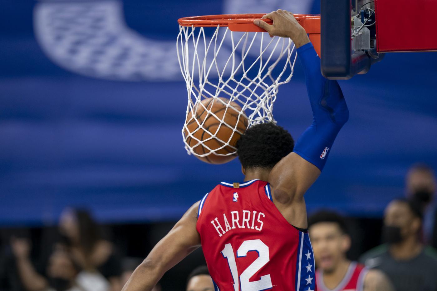 Basket, NBA 2020 2021: I 76ers battono i Lakers con un canestro allo scadere di Tobias Harris, Utah surclassa Dallas