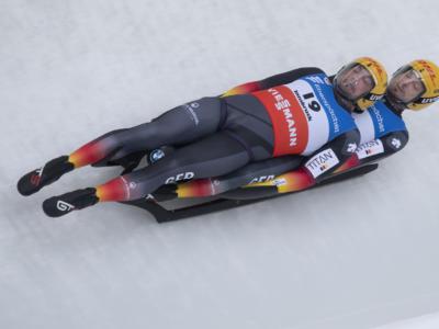 Slittino: Wendl/Arlt trionfano nella sprint ai Mondiali di Koenigssee. Settimi Rieder/Kainzwaldner