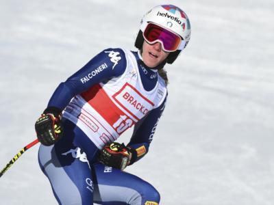"""Marta Bassino terza a Kronplatz: """"Tenevo a questa gara. Arrivo bene ai Mondiali, sono pronta"""""""