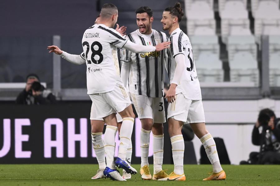 Juventus SPAL 3 0, Coppa Italia: Morata e Frabotta spingono i bianconeri in semifinale
