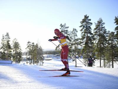 Sci di fondo: Bolshunov più forte delle cadute, batte Klaebo e Golberg nella mass start di Falun. De Fabiani, buon sesto posto