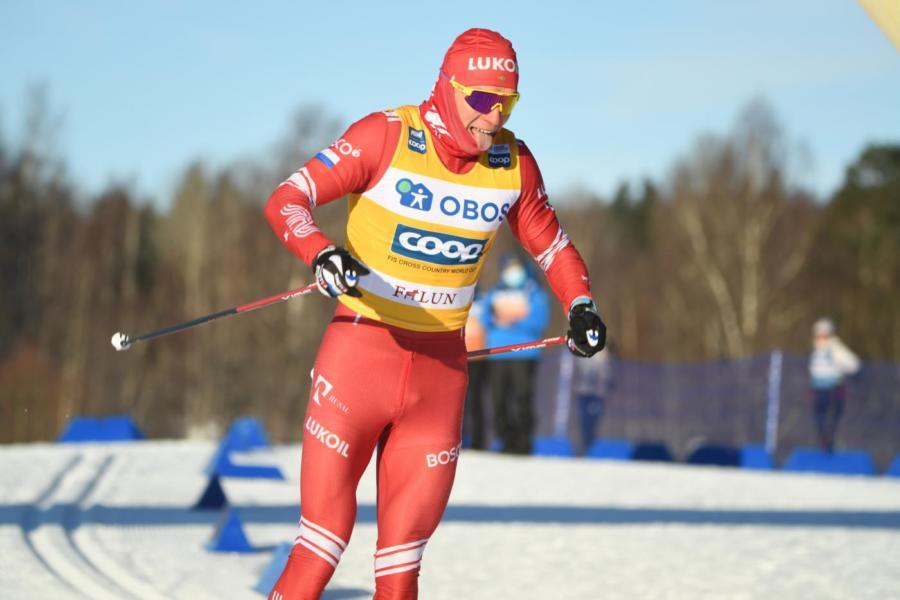 Sci di fondo |  50 km maschile Mondiali Oberstdorf 2021  Gran finale con Alexander Bolshunov contro tutti!