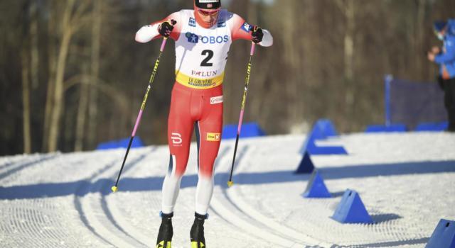 Sci di fondo, Johannes Klaebo domina le qualificazioni della sprint tc dei Mondiali. Ottimo terzo Federico Pellegrino