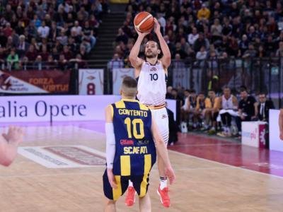 Basket: Massimo Chessa si aggiunge alla Dinamo Sassari