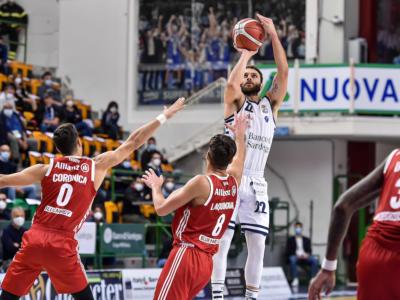 Trieste-Dinamo Sassari oggi: orario, tv, programma, streaming Serie A basket