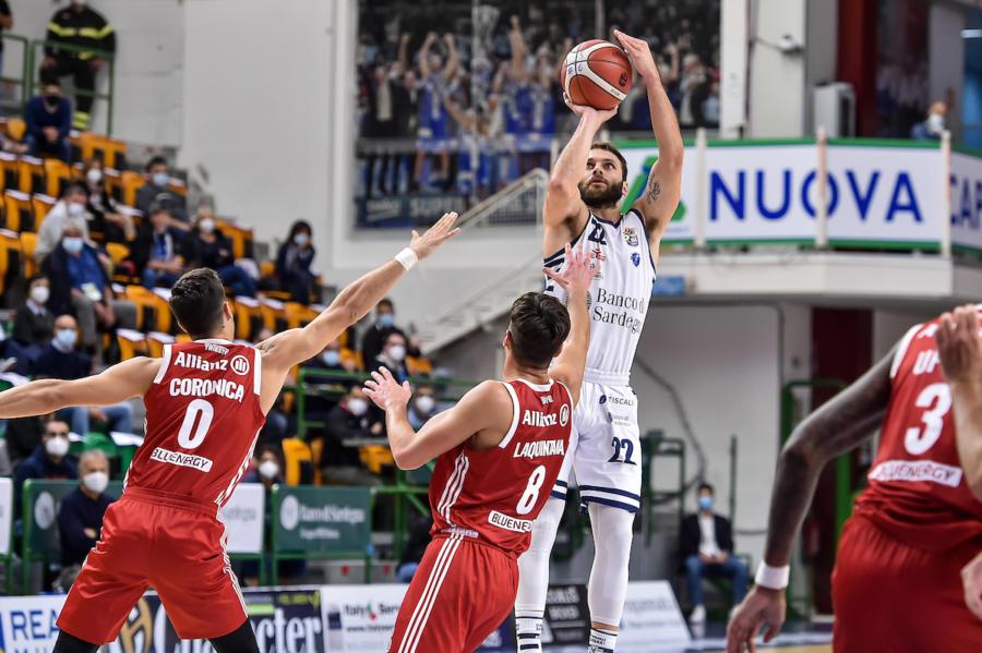 Trieste Dinamo Sassari oggi: orario, tv, programma, streaming Serie A basket