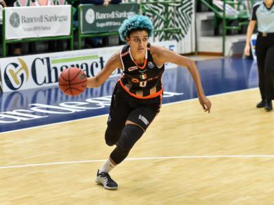 Basket femminile, Serie A1 2021: Schio si impone col brivido a Campobasso, Battipaglia supera Vigarano