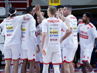 Basket: Varese, 12 positivi al Covid-19 nel gruppo squadra. A enorme rischio la trasferta di Trieste