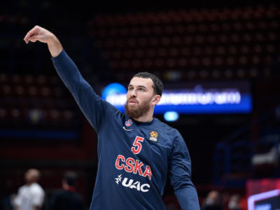 Basket: Mike James-CSKA Mosca, adesso la pace è definitiva
