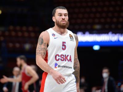 Basket: Mike James-CSKA, possibile la permanenza del giocatore col club russo
