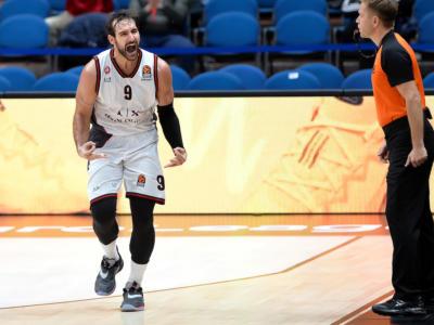 Basket: Olimpia Milano bloccata nella neve a Madrid. Giocherà domani contro Cremona?