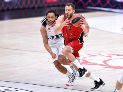 LIVE Olimpia Milano-Valencia 95-80, Eurolega basket in DIRETTA: Datome meraviglia con 27 punti, ribaltata la differenza canestri