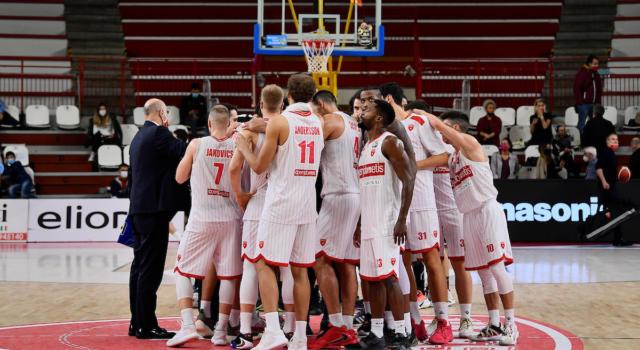 Basket: altro rinvio in Serie A, è la volta di Varese-Brindisi