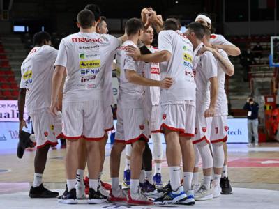 Basket: rinviata Varese-Fortitudo Bologna, ancora troppi indisponibili per l'Openjobmetis