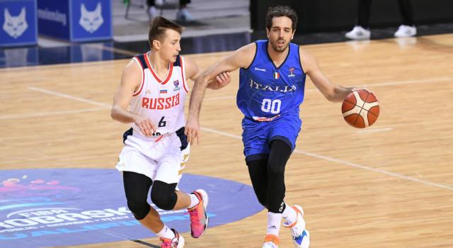 """Basket, Amedeo Della Valle: """"Ho avuto il Covid, è stato difficile ripartire. Italia, per battere la Serbia ci vorrà un miracolo"""""""