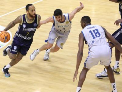 Basket: D'Angelo Harrison, meno grave del temuto l'infortunio contro Burgos