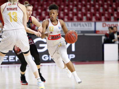 Basket femminile: Reyer Venezia sempre imbattuta, niente da fare anche per Campobasso nell'anticipo della 16a di Serie A1