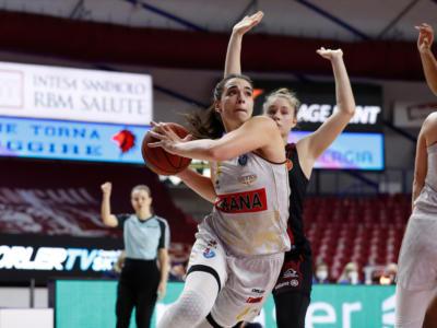 """Basket femminile, Martina Bestagno: """"Bolla di EuroCup, sarà importante vincere bene. Italia, a Riga siamo state brave"""""""