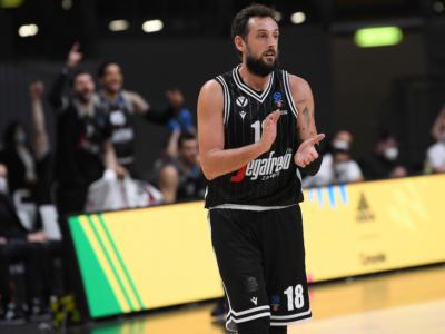 Basket, EuroCup 2021: Virtus Bologna sul campo del Buducnost per la qualificazione ai quarti di finale
