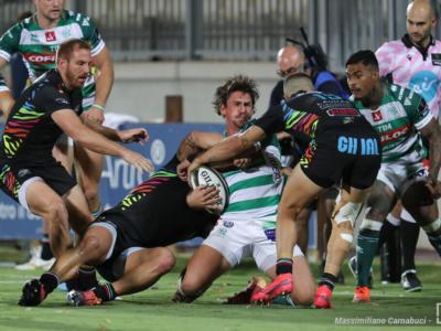 LIVE Benetton Treviso-Zebre 15-24, Pro14 rugby in DIRETTA: trionfano gli ospiti