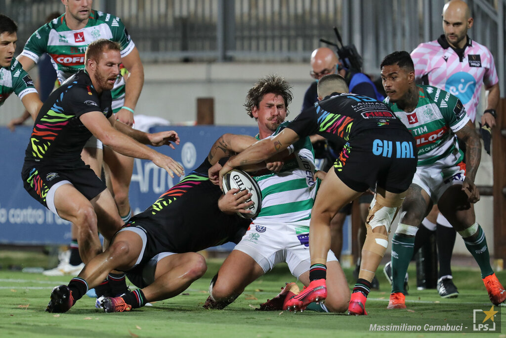 Rugby |  PRO14 2021 |  calendarizzati entrambi a gennaio i due recuperi del Benetton