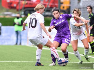 Fiorentina-Milan calcio femminile: orario, tv, programma, probabili formazioni Semifinale Supercoppa Italiana