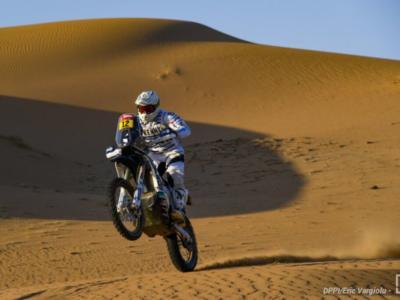 Classifica Dakar 2021 moto, quarta tappa: Xavier De Soultrait balza in testa alla generale con 15″ su Barreda